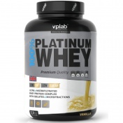 VP Laboratory 100% Platinum Whey 2300 грамм