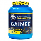 Weapon Nutrition Gainer 2000 грамм